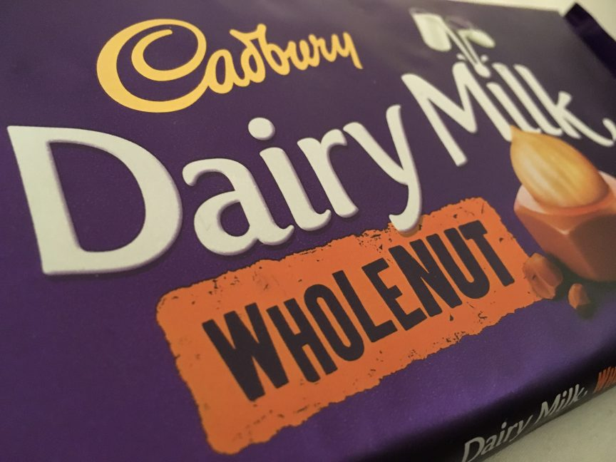 Cadburys Whole nut