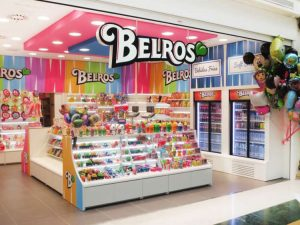 Picture of the Belros shop