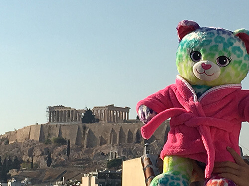 Amy and the Acropolis