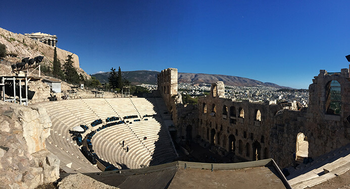 Theatre at the Acropolis