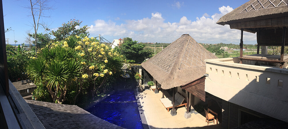 Seaview Villa in Sanur